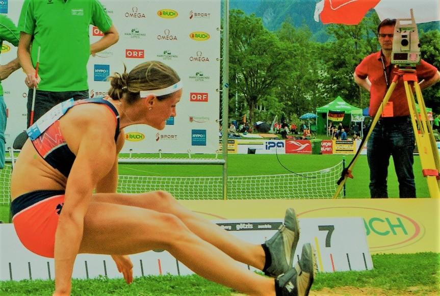 Topografía aplicada al Atletísmo. Salto Longitud yLanzamientos.